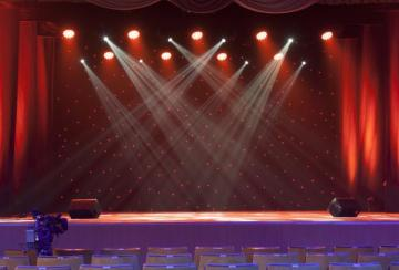 The eminence of lighting in stage designing