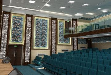 Top five tips for optimum auditorium design