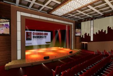 Receive Rightly rendered Auditorium consultancy