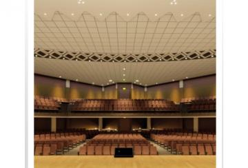 Feasibility of a modern auditorium