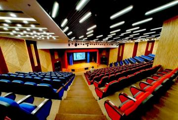 Seating Configurations In An Auditorium