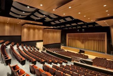 Aesthetics of Auditorium Designing
