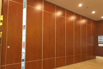 Operable Acoustic walls