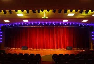 How to make custom stage curtains