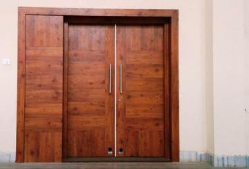 Customized Acoustic Doors