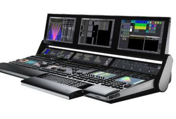Light controller DMX