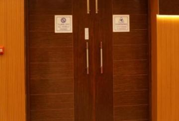 Sound Proof Acoustical Door