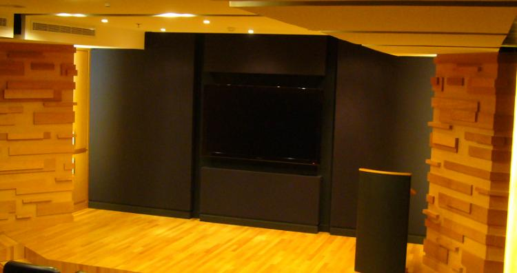 Audio & Video Projection