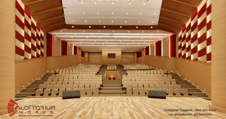 Stage & Auditorium Illumination